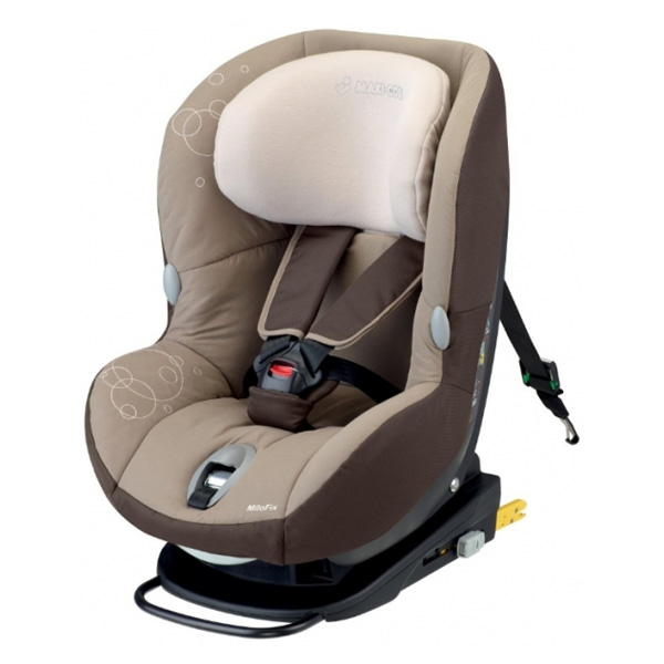 ���������� Maxi-Cosi Milo Fix Walnut Brown