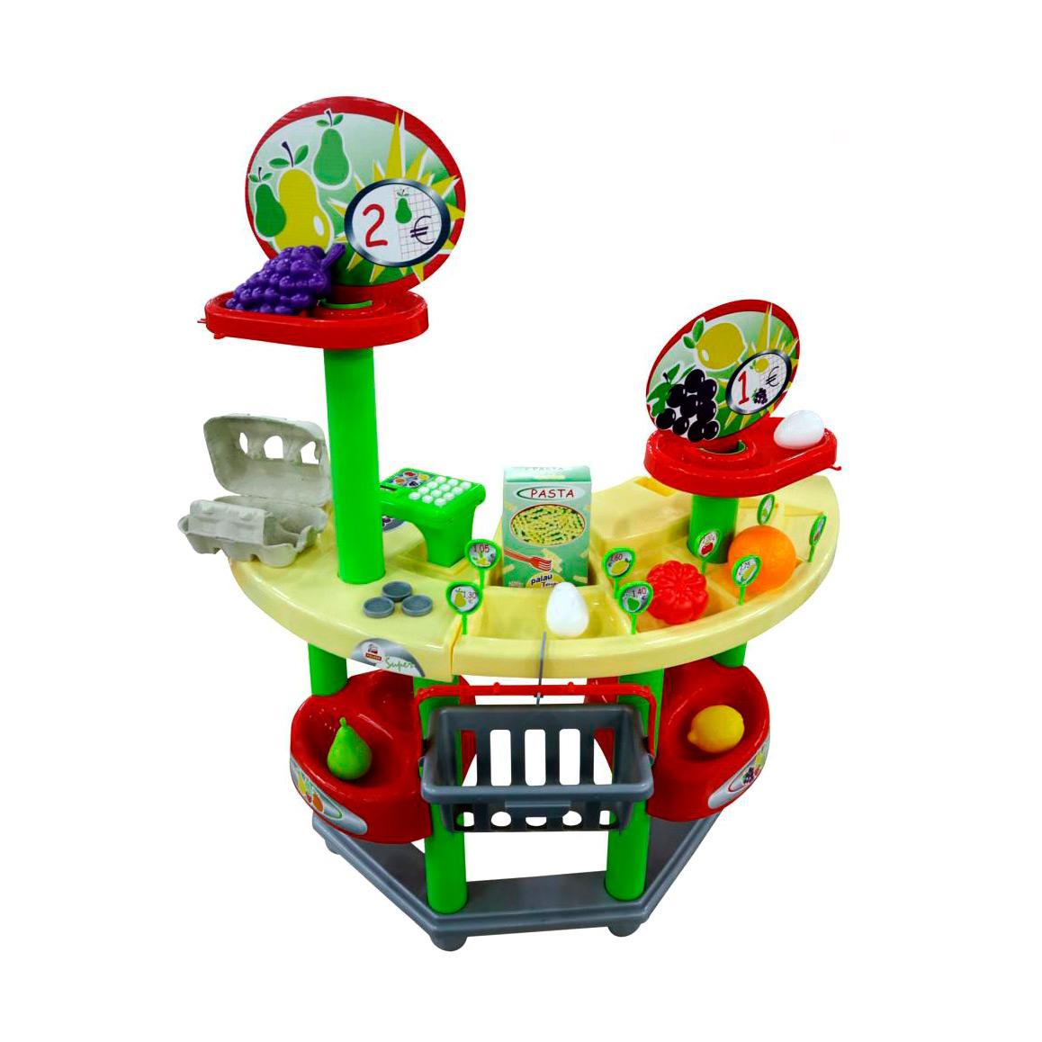 Набор Супермаркет Palau 42965 Toys Supermarket 1<br>