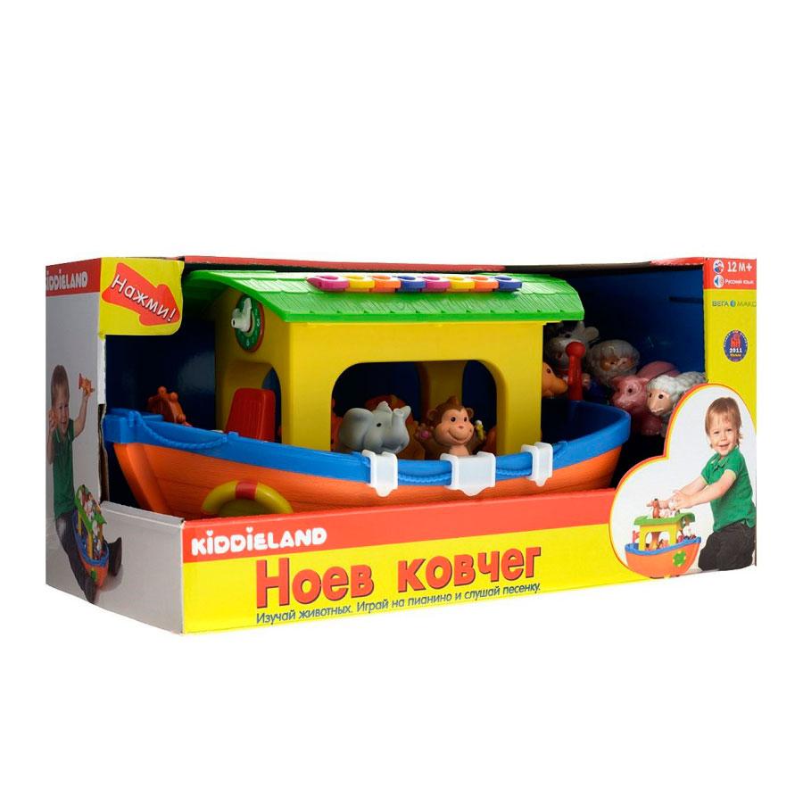Развивающая игрушка Kiddieland Ноев ковчег<br>