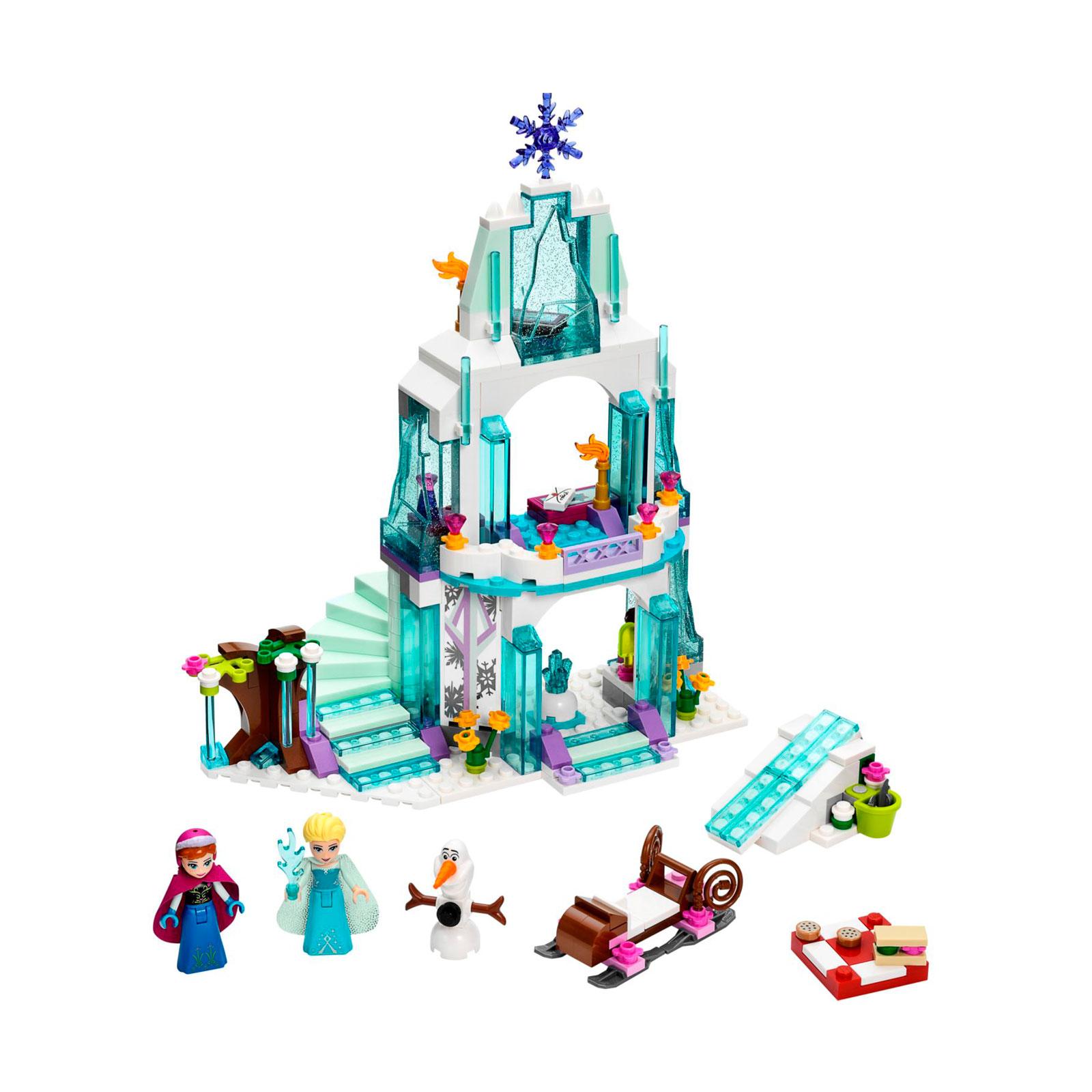 Конструктор LEGO Princess 41062 Ледяной замок Эльзы<br>
