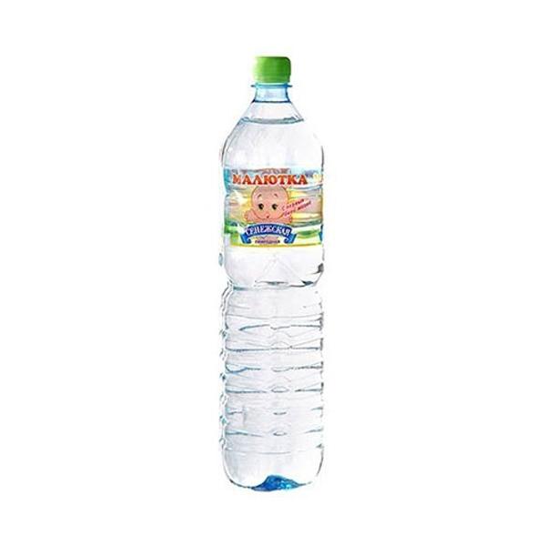 Вода детская Малютка Сенежская 1.5 л<br>