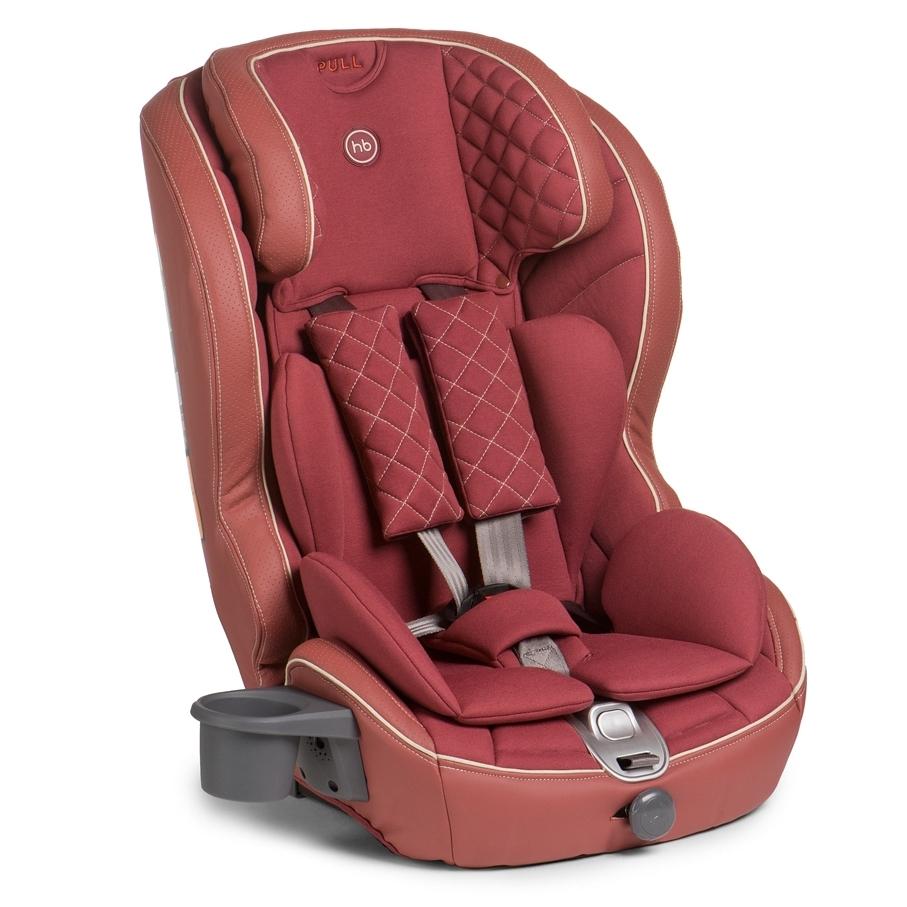 Автокресло Happy Baby Mustang Isofix Bordo<br>