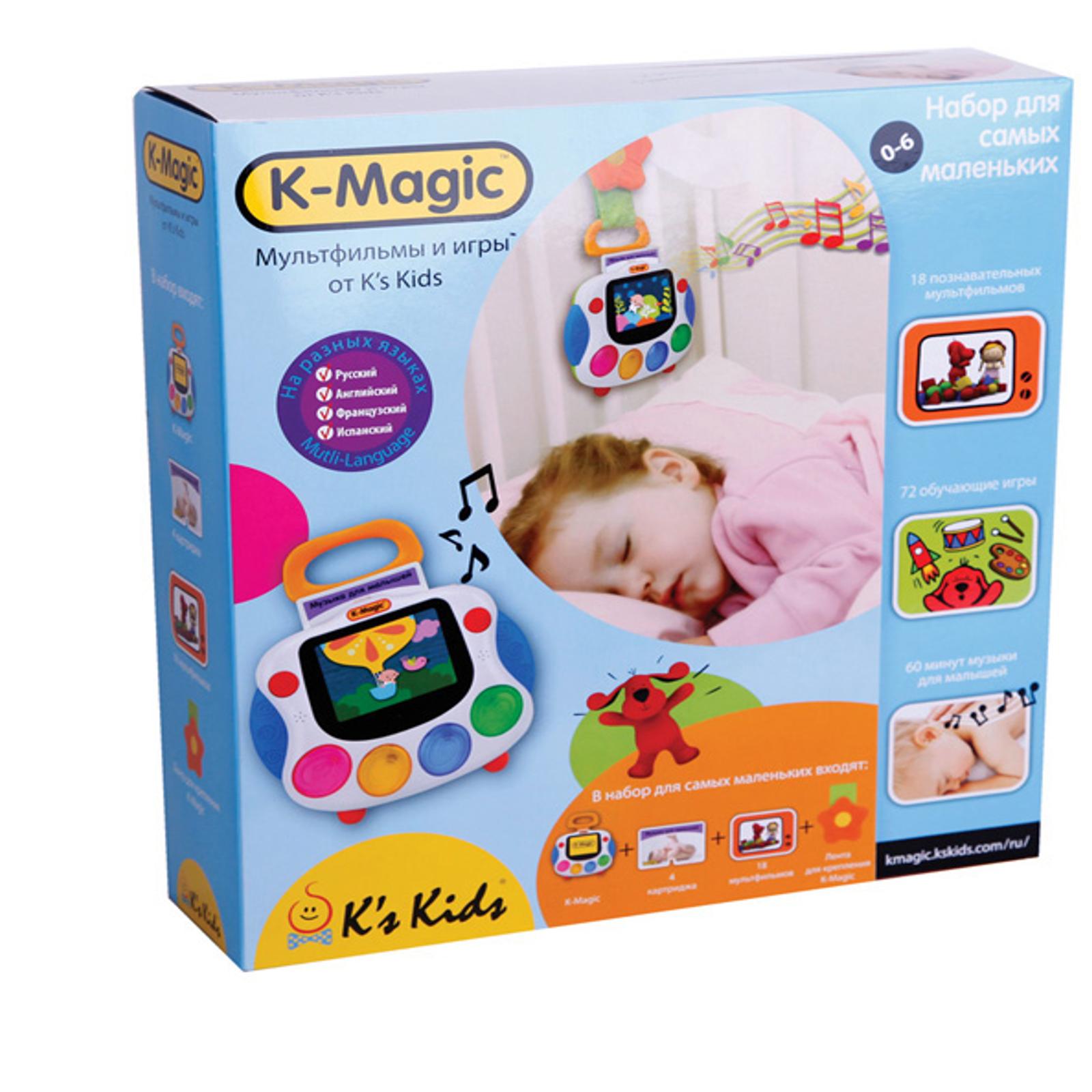 Развивающий игровой набор K&amp;#039;s Kids K-Magic K-Magic для новорожденных<br>