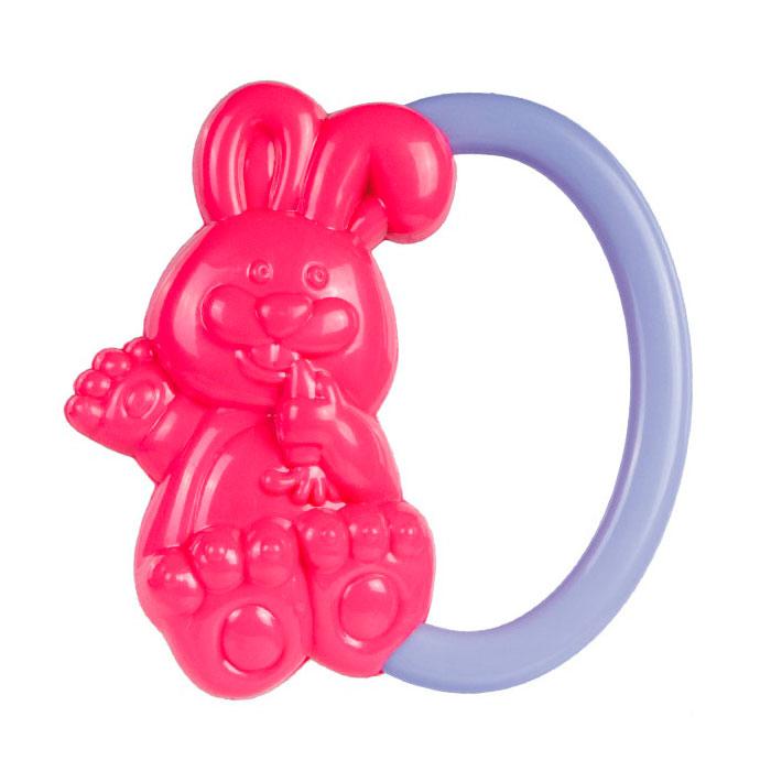 Погремушка Canpol Babies Кролик Розовый<br>