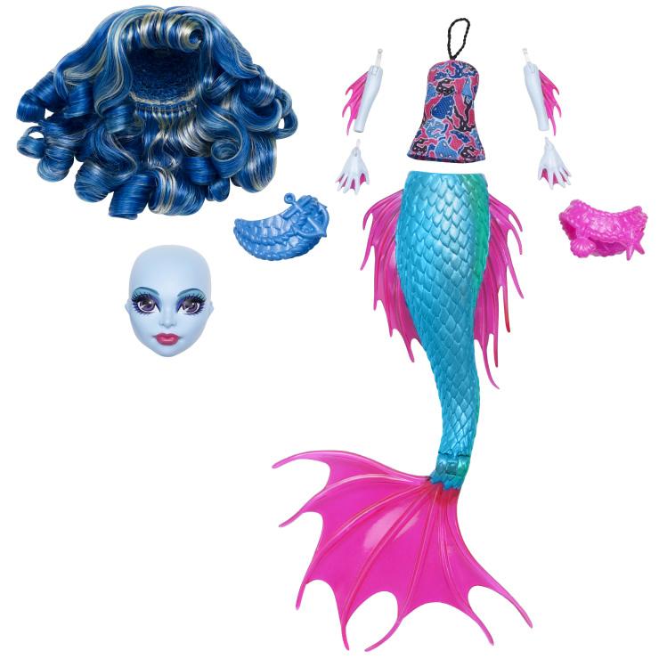 Игровой набор Monster High Создай монстра Siren<br>