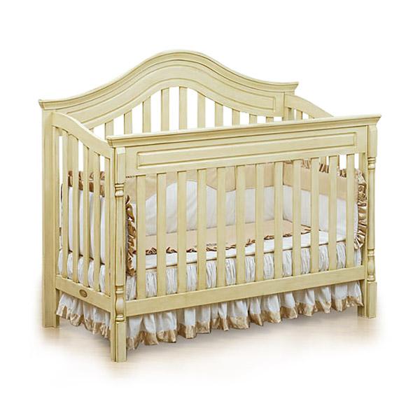 Кроватка Giovanni Aria 120x60 см классика Antico<br>