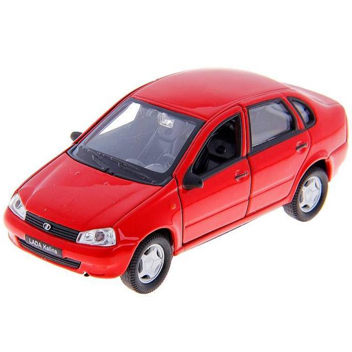 Машинка Autotime LADA KALINA гражданская  1:34<br>