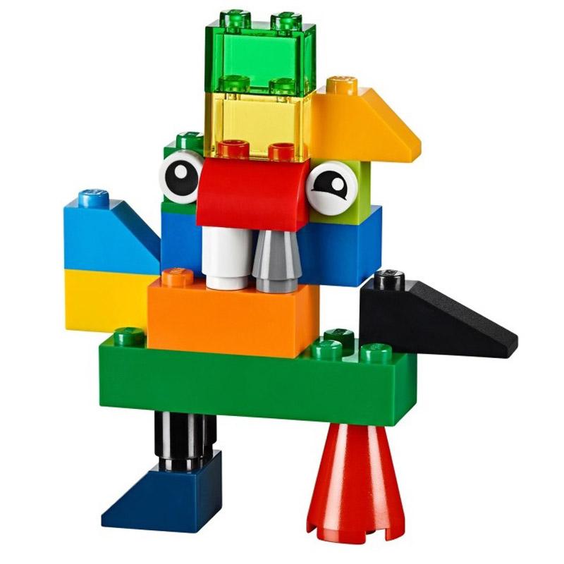 Конструктор LEGO Classic 10693 Дополнение к набору для творчества – яркие цвета