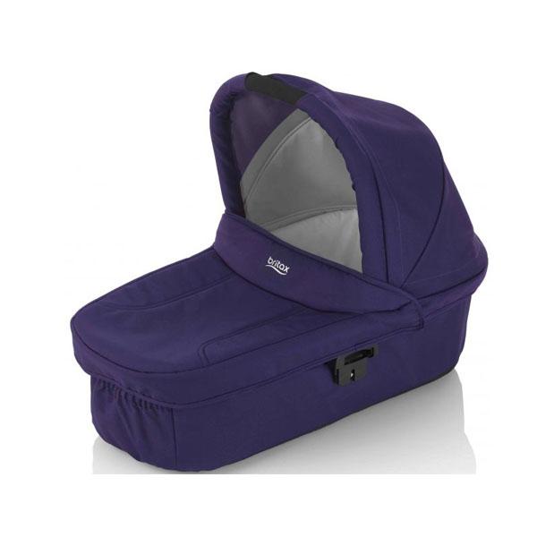 Спальный блок для колясок Britax Roemer B-Agile/ B-Motion Mineral Purple<br>