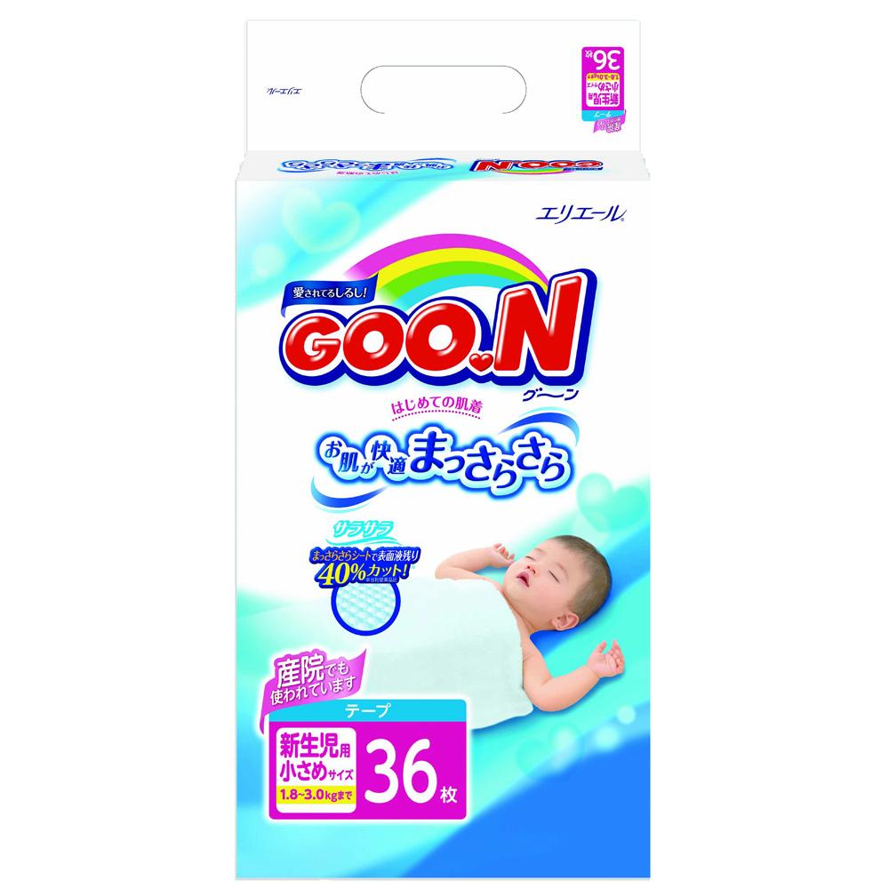 ���������� Goon Econom �� 3 �� (36 ��) ������ XXS