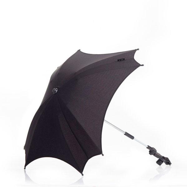 Зонт для коляски с раздвижным стержнем Anex Q1 Black<br>