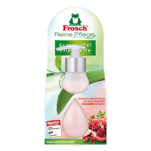Ухаживающее мыло Frosch для рук Гранат 300 мл<br>