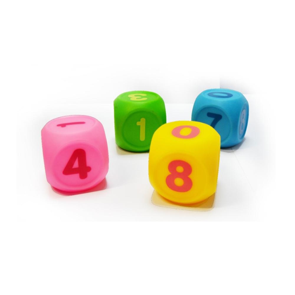 Набор кубиков ПОМА Учим цифры (Пома)