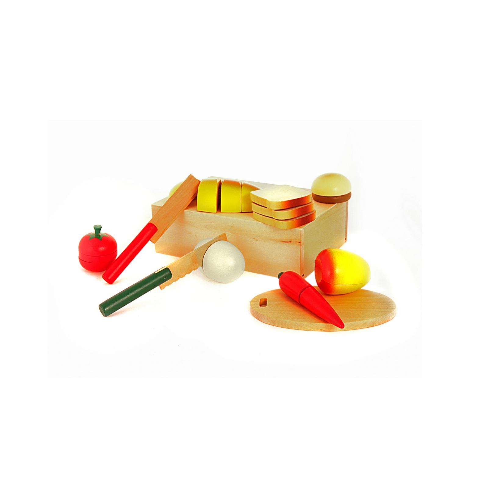 Игрушка Viga Набор резать продукты<br>