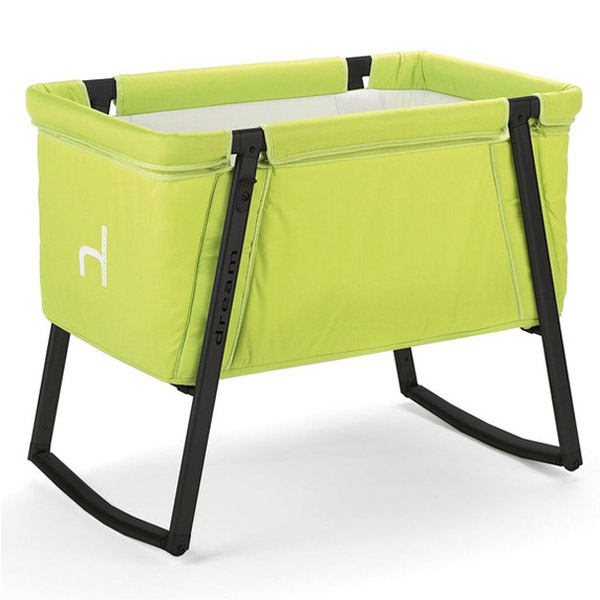 Колыбель Babyhome Dream Premium Lime Black<br>