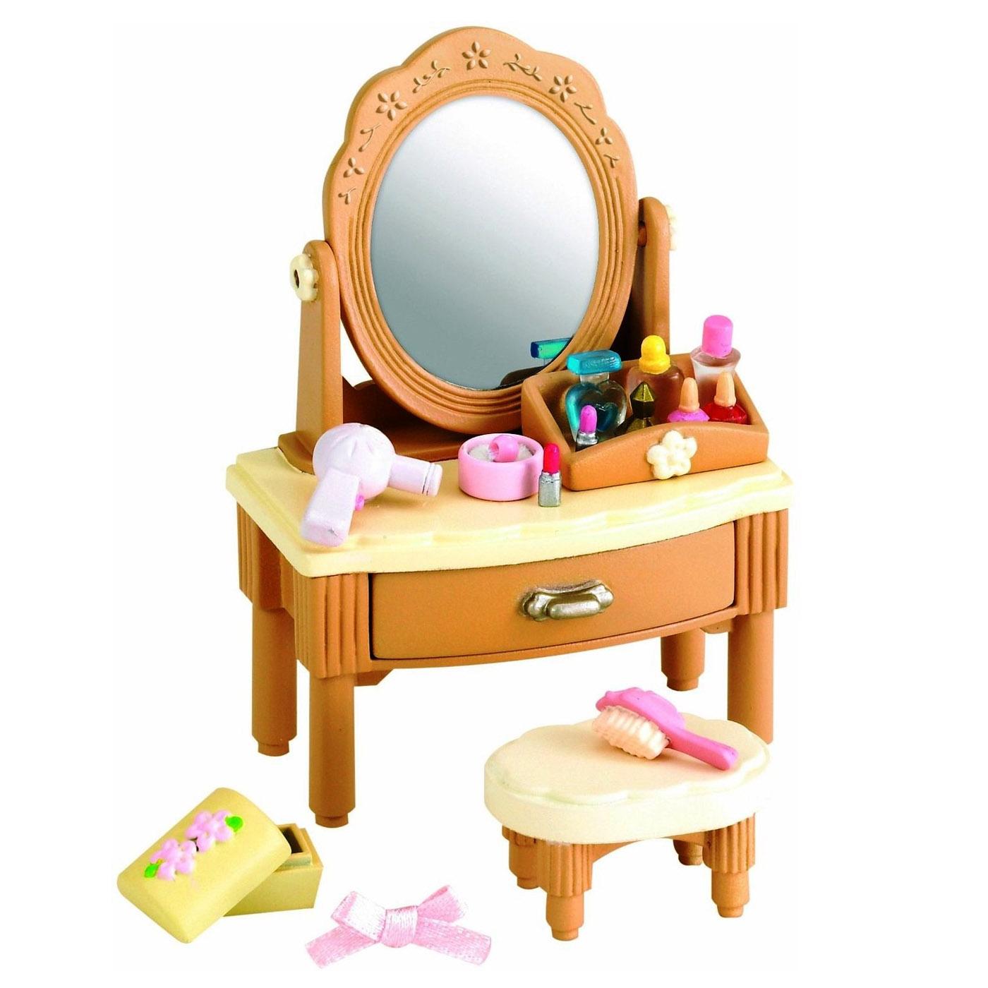 Мебель и аксессуары Sylvanian Families Туалетный столик<br>