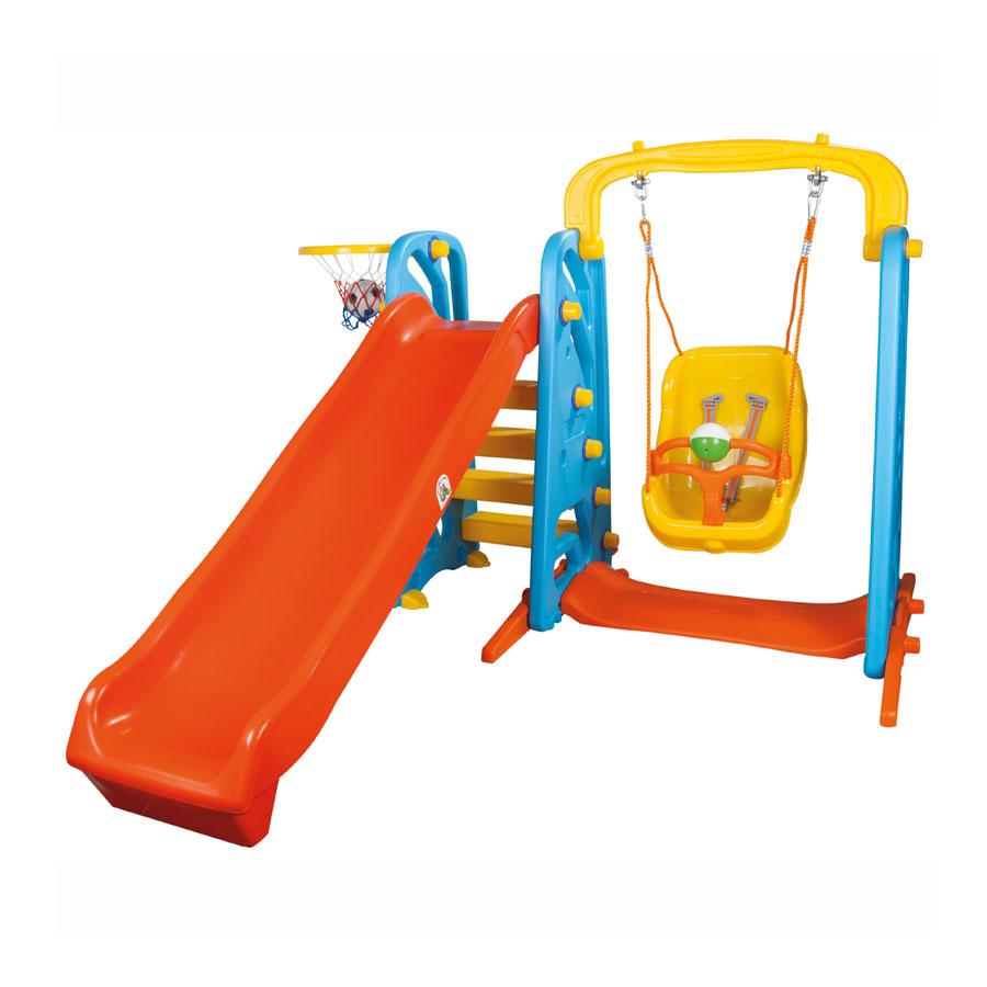 ������� ����� Pilsan Gute Swing & Slide Set