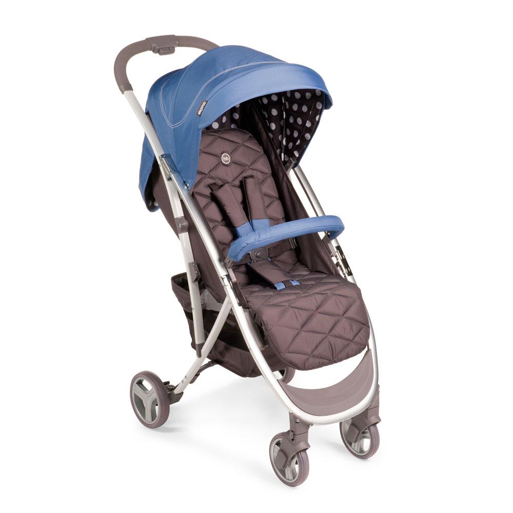 Коляска  Happy Baby Eleganza Blue<br>