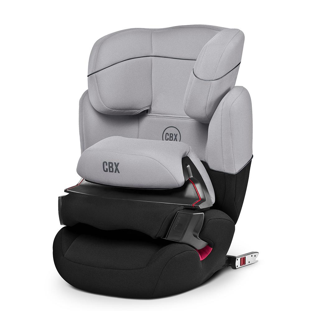 Автокресло CBX by Cybex Isis-Fix Grey Rabbit