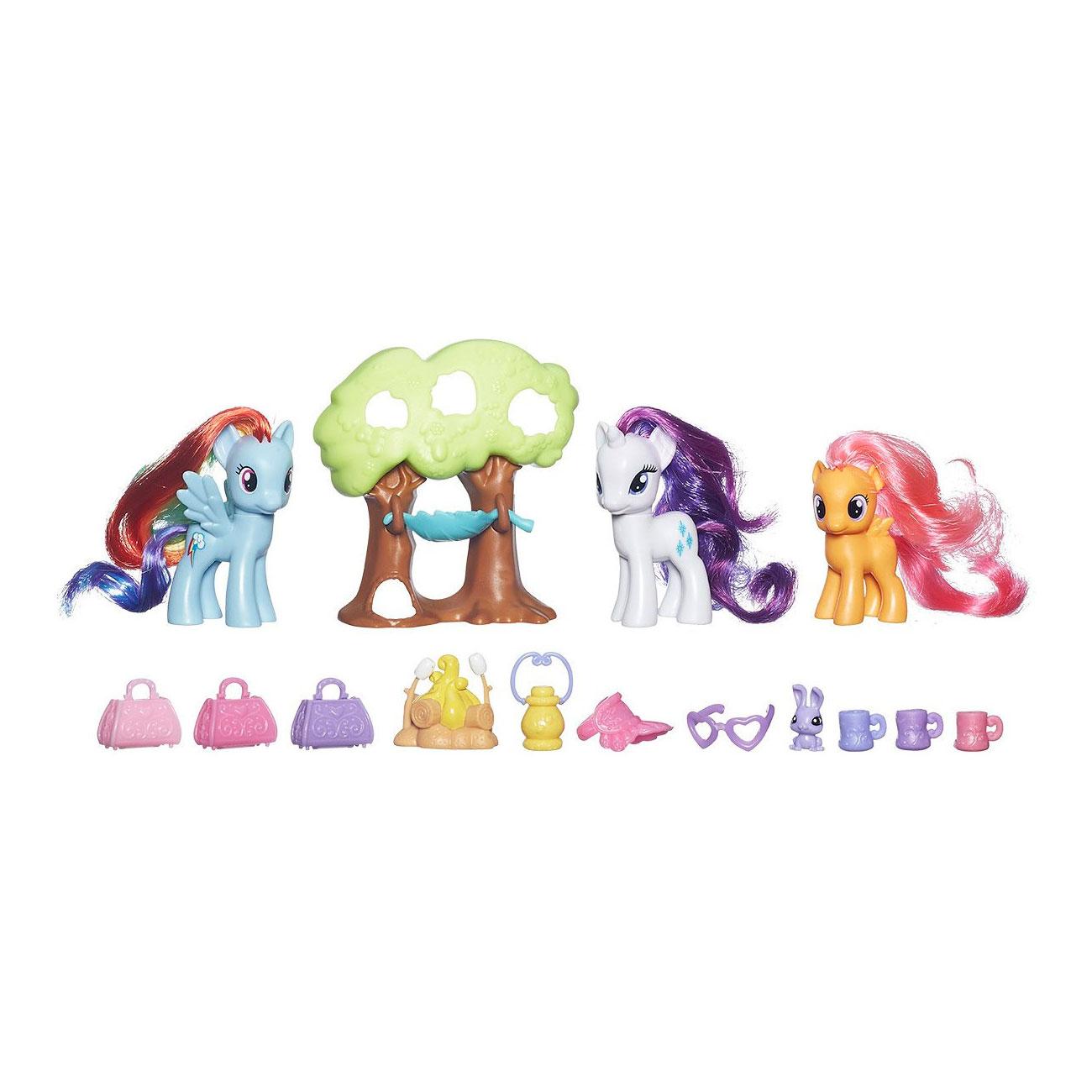 ������� ����� My Little Pony ����������� � �������