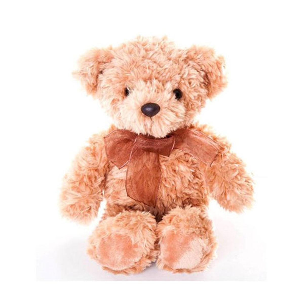 Мягкая игрушка AURORA Медведи Медведь светло-коричневый 20 см<br>
