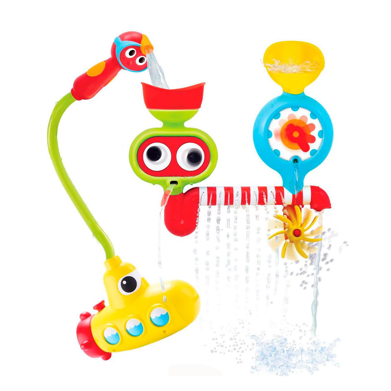 Игрушка для ванны Yookidoo Подводная лодка<br>
