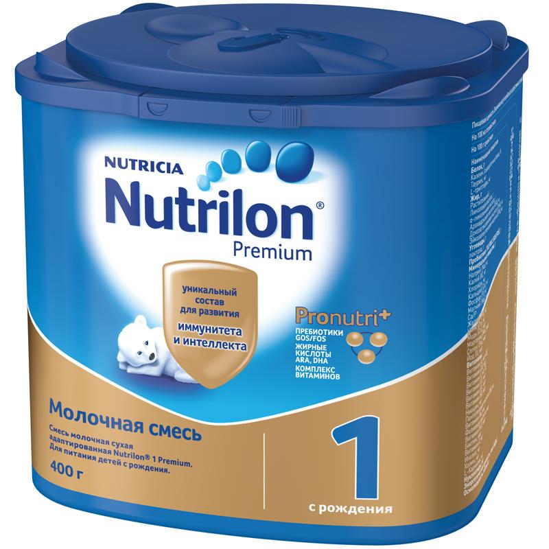Заменитель Nutricia Nutrilon Premium 400 гр №1 (с 0 мес)<br>