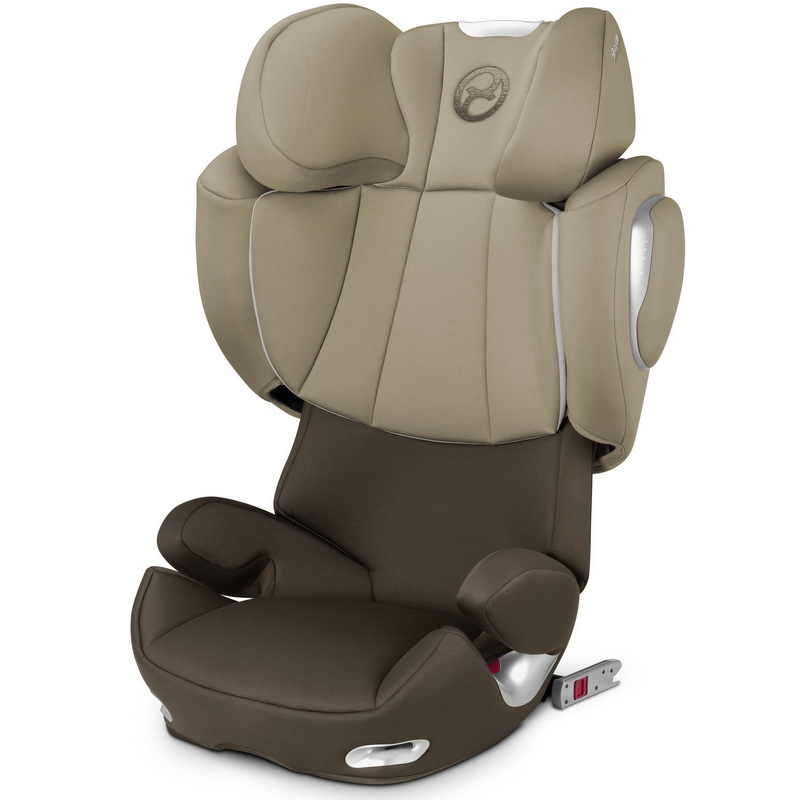 Автокресло Cybex Solution Q2-Fix Oliva Khaki<br>
