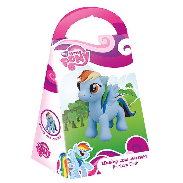 Набор для лепки Multiart My little pony Сделай фигурку Радуги<br>