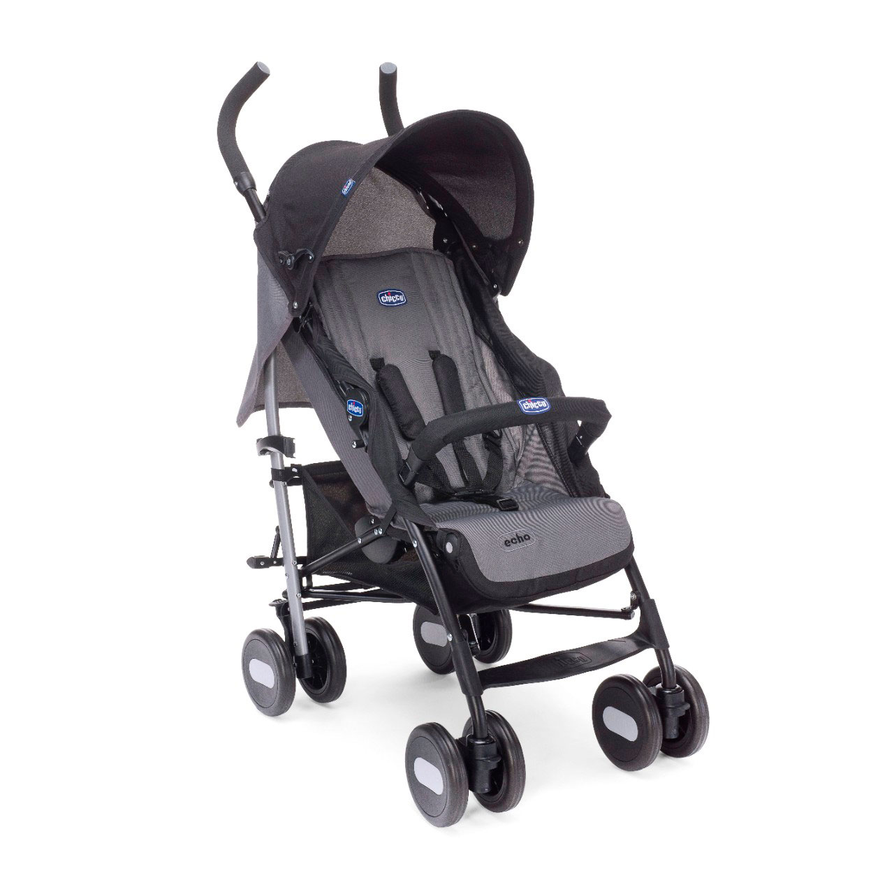 �������-������ Chicco Echo Stroller � �������� Coal