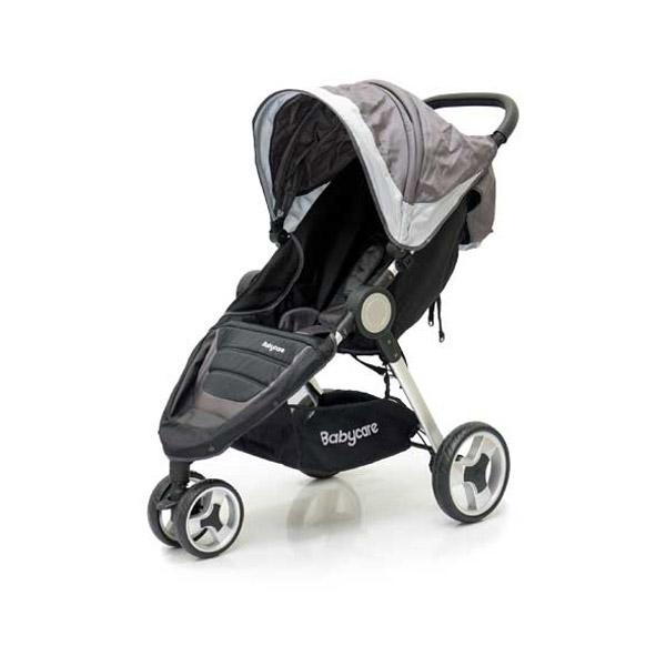 Коляскa Baby Care Variant 3 grey<br>