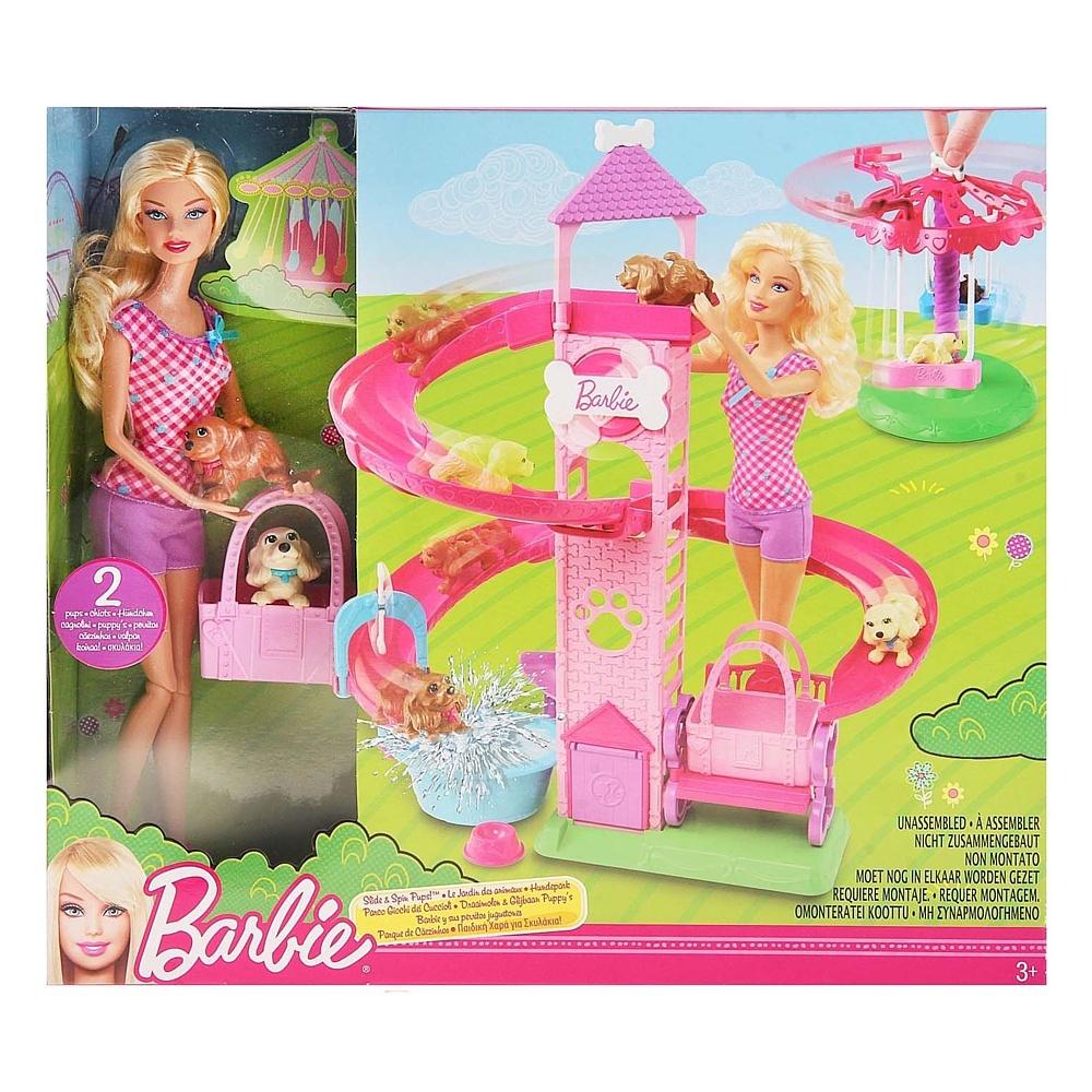 ������� ����� Barbie �������� � ����� � ���������