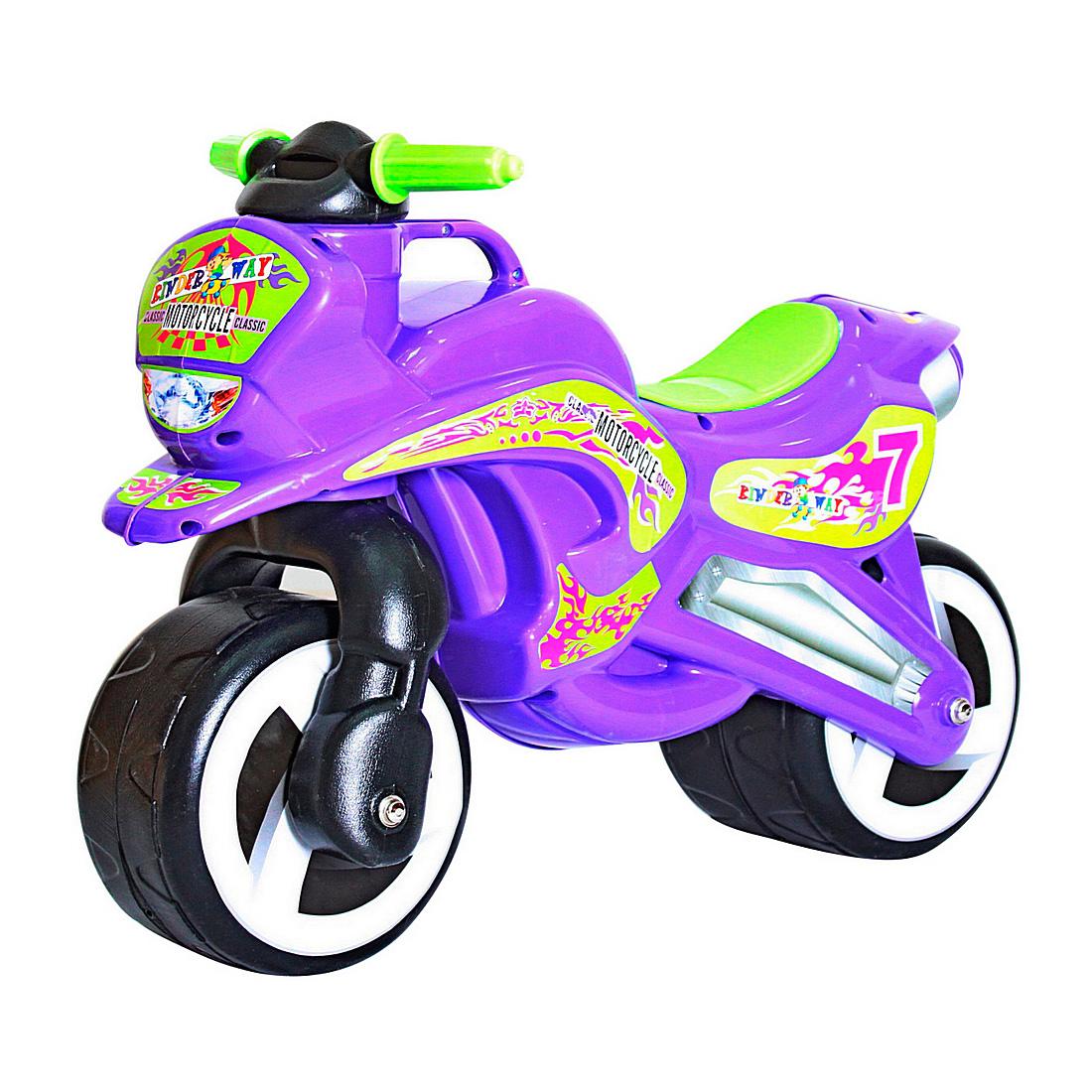 Беговел RT 11-006 MotorCycle 7 Фиолетовый<br>