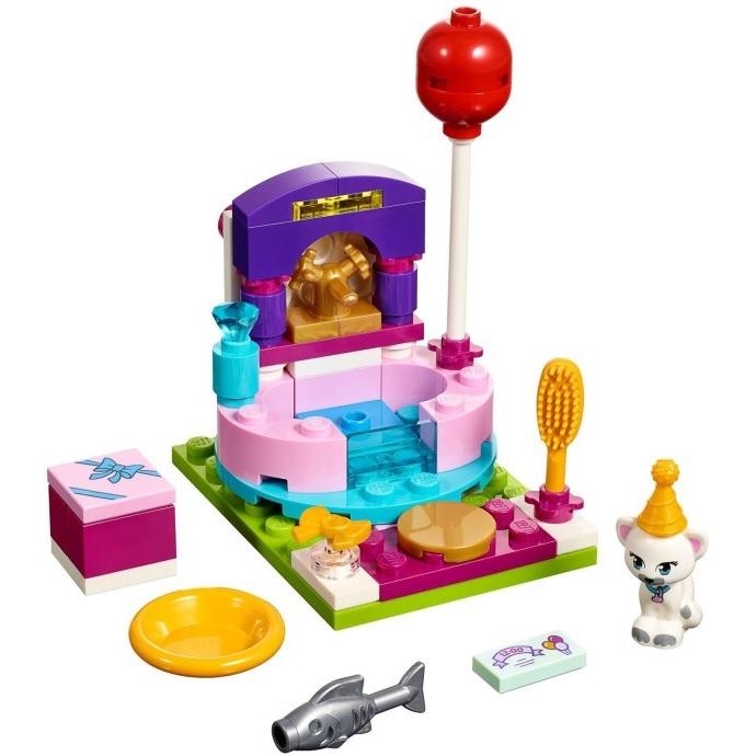 Конструктор LEGO Friends 41114 День рождения: салон красоты<br>