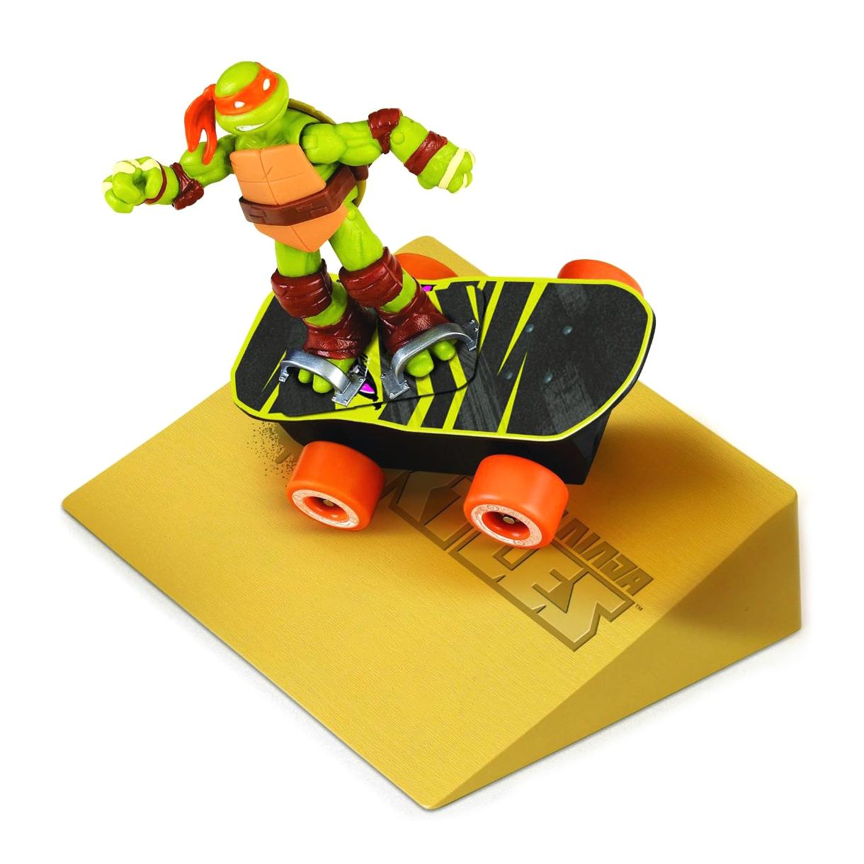 Игровой набор Playmates Черепашки Ниндзя Скейтборд (без фигурки)<br>