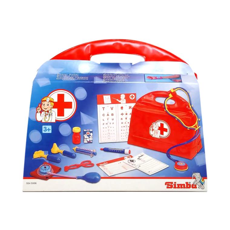 Игровой набор Simba Игровой набор Доктора с 3 лет. (20 предметов)<br>