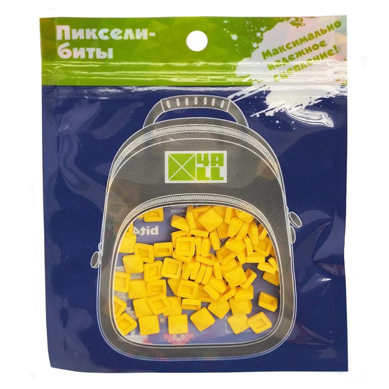 Цветные биты 4all B32 KIDS 80 штук (07 Желтый)