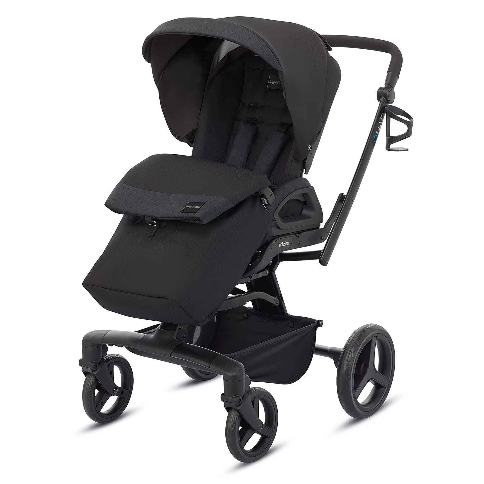 ������� �����������  Inglisina Quad Total Black