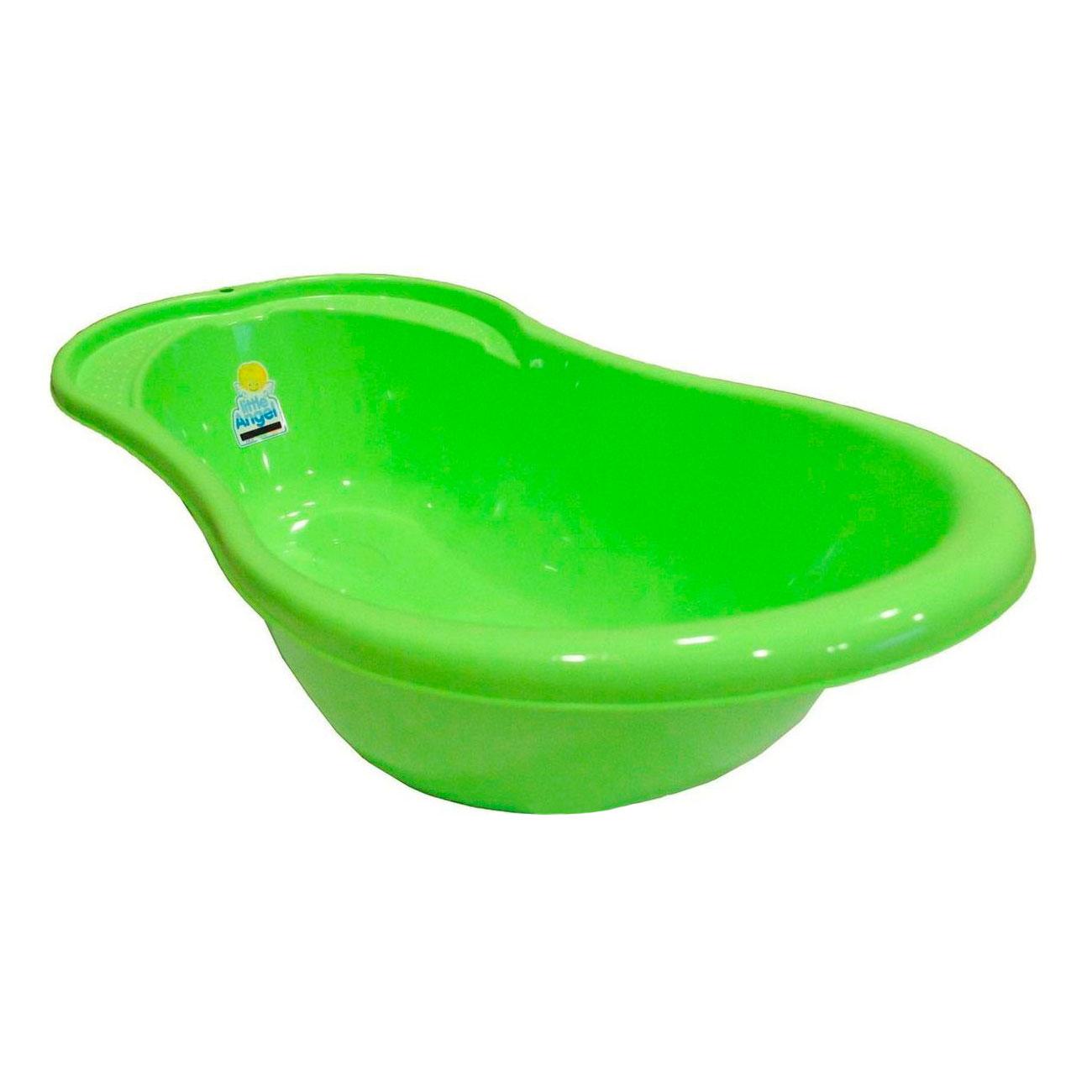 Ванночка Little Angel 84 см с термометром (зеленая)<br>