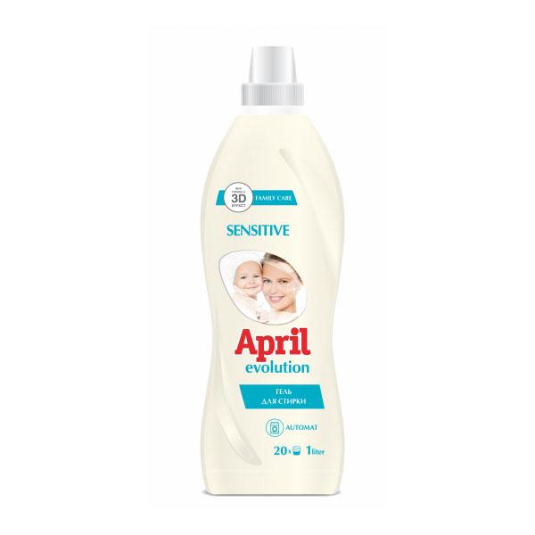 ���� ��� ������ ����� April Evolution 1 � sensitive