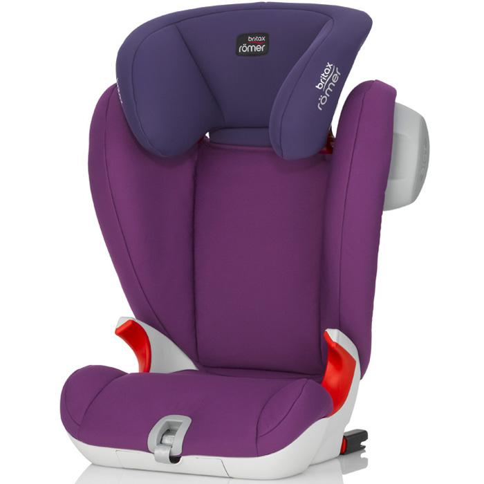 Автокресло Britax Romer Kidfix SL SICT Mineral Purple Trendline<br>