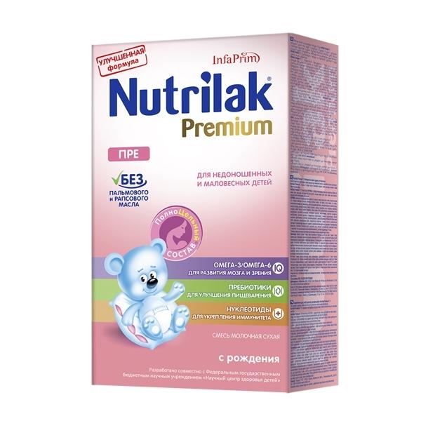Заменитель Nutrilak Пре 350 гр. с 0 мес.<br>