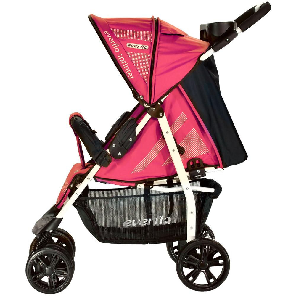 Коляска прогулочная Everflo E-230 Pink<br>