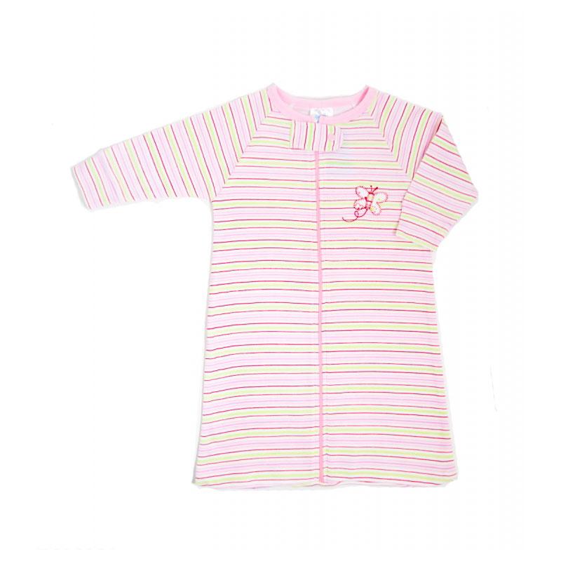 Спальный мешок Spasilk Спэсилк, цвет розовый 0 - 9 мес. (55-72 см)
