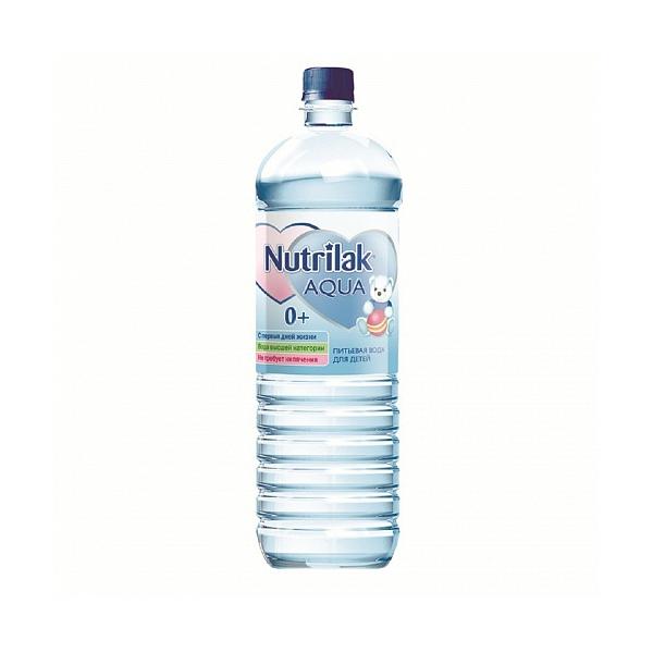 Вода детская Nutrilak 1.5 л<br>