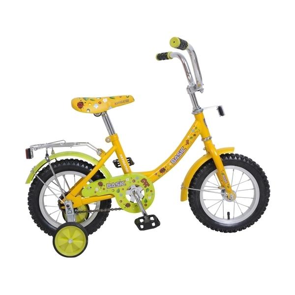 Велосипед Navigator 12 Зеленый с желтым<br>
