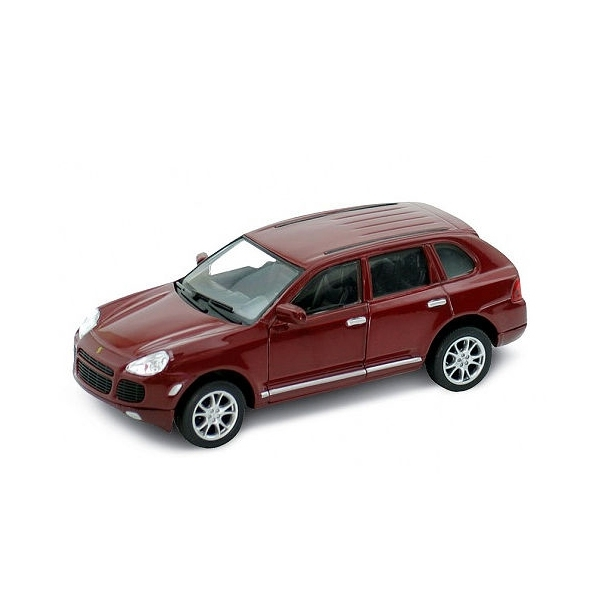 ������� Welly Porsche Cayenne Turbo (1:34-39)