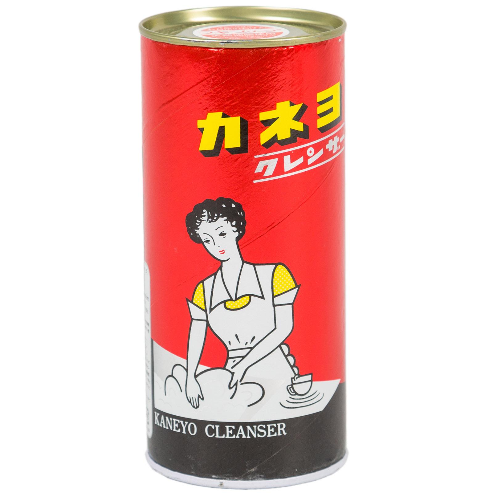 Порошок чистящий Kaneyo для кухни и ванной комнаты 400 гр. Red Cleanser<br>