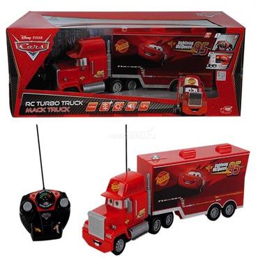 Машинки на радиоуправлении Dickie Toys Трейлер МакТрак (46 см.)