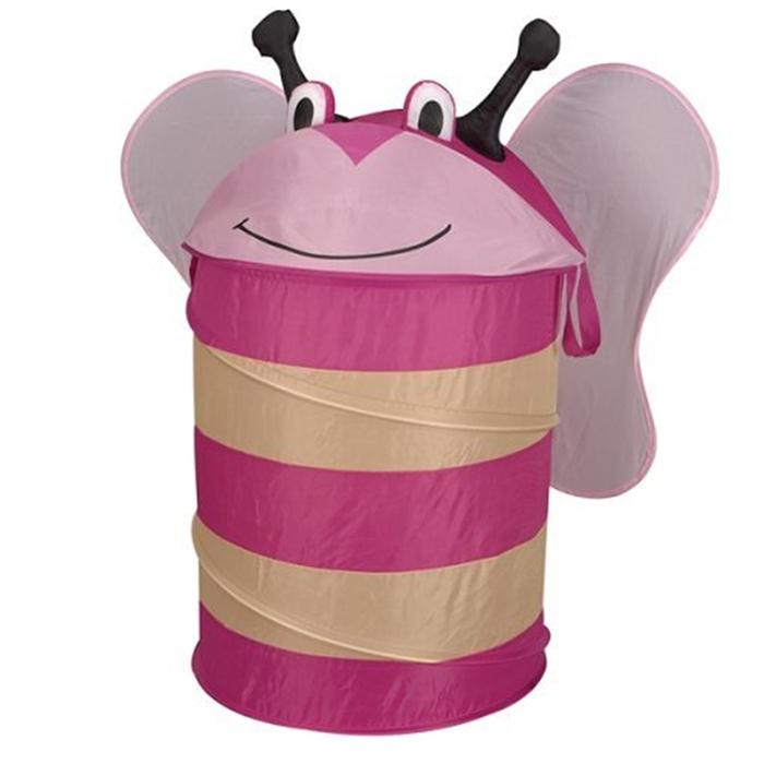Корзина для игрушек LI HSEN 35х58 см Пчелка<br>